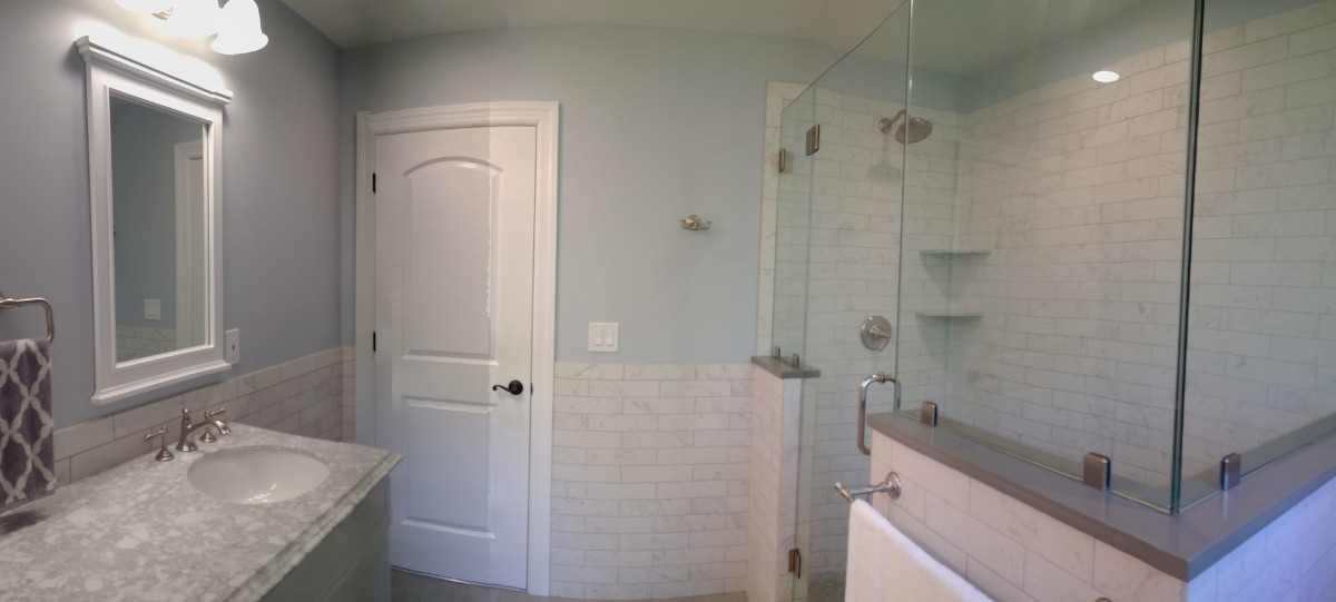 Bathroom Renovation In Ringwood NJ MSK Sons Construction - Bathroom remodeling wayne nj