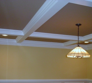 Coffered Ceiling in Hardyston NJ