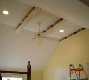 Coffered Ceiling in River Edge NJ