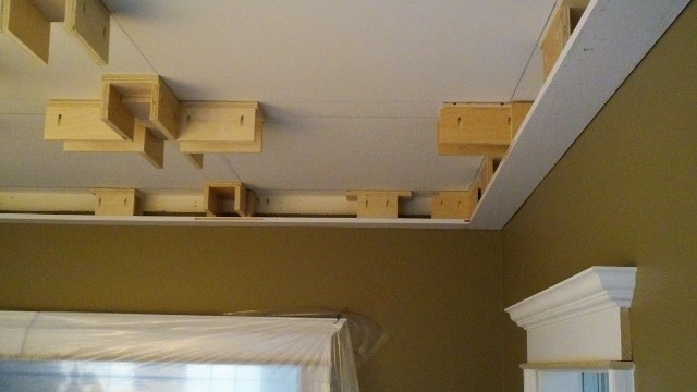 Coffered Ceiling West Milford Nj002