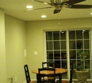 Finished Basement in Andover NJ
