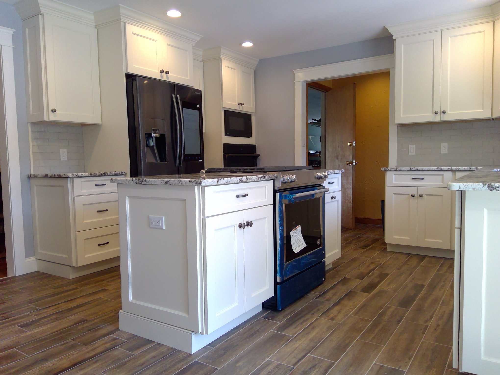 Kitchen Remodel In West Milford New Jersey Msk Sons Construction