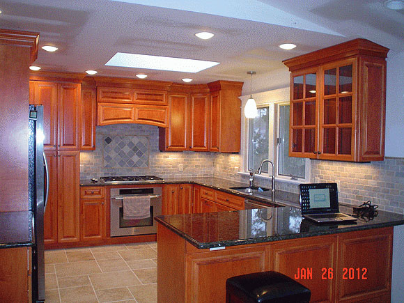 Msk And Sons Construction Nj Kitchens Summit 3