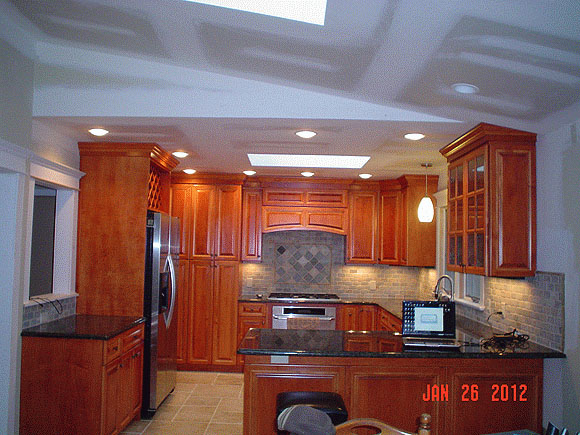Msk And Sons Construction Nj Kitchens Summit 4