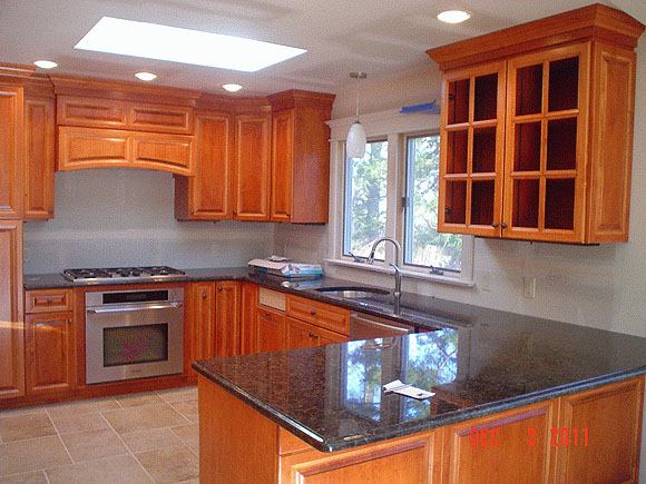 Msk And Sons Construction Nj Kitchens Summit 5