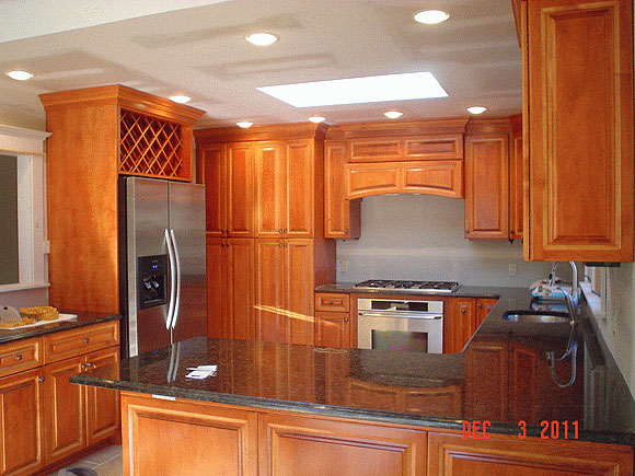 Msk And Sons Construction Nj Kitchens Summit 6