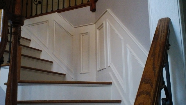 Raised Panel Wainscoting | West Milford NJ Remodeling on