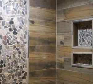 Rustic Bathroom in Stockholm, NJ